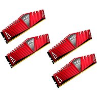 ADATA 16GB KIT DDR4 2800MHz CL17 XPG Z1, červená