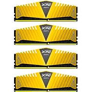 ADATA 16 Gigabyte KIT DDR4 3300MHz CL17 XPG Z1, Gold - Arbeitsspeicher