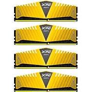 ADATA 16 Gigabyte KIT DDR4 3333MHz CL16 XPG Z1, Gold - Arbeitsspeicher