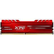 ADATA 8GB DDR4 3000MHz CL16 XPG GAMMIX D10, červená