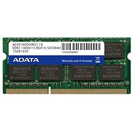 ADATA SO-DIMM 8 GB DDR3 1600MHz CL11