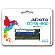 ADATA SO-DIMM 4GB DDR3 1600MHz CL11