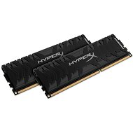 Kingston 16 gigabytes KIT DDR3 1866MHz HyperX XMP Predator CL10 Series
