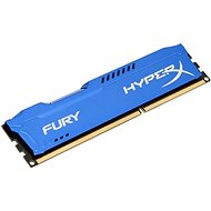 Kingston 4GB DDR3 1600MHz CL10 HyperX Fury Series - Operačná pamäť