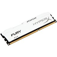 4 GB DDR3 1.866 MHz Kingston HyperX Fury CL10 White Series