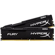 Kingston 8GB KIT DDR4 2133MHz CL14 HyperX Fury Black Series - Operačná pamäť