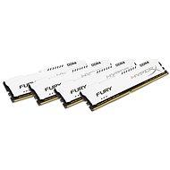 Kingston 32GB KIT DDR4 2400MHz CL15 HyperX Fury White Series - Operační paměť