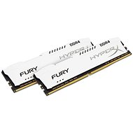 Kingston 32GB KIT DDR4 2400MHz CL15 HyperX Fury White Series