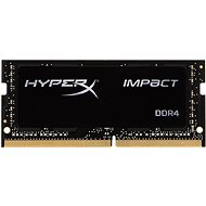 Kingston SO-DIMM 8GB DDR4 SDRAM 2133MHz CL13 HyperX Fury Impact Series - Operačná pamäť