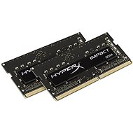 Kingston SO-DIMM 8 GB KIT DDR4 2133MHz CL13 HyperX Fury Impact Series