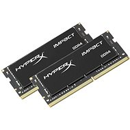 Kingston 16 GB KIT DDR4 2400MHz HyperX CL14 Fury Impact Series