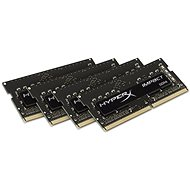 Kingston SO-DIMM 16 Gigabyte KIT DDR4 2400MHz HyperX CL15 Fury Impact Series