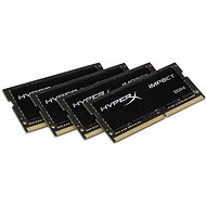 Kingston SO-DIMM 32GB KIT DDR4 SDRAM 2400MHz CL15 HyperX Fury Impact Series