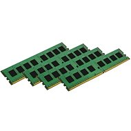Kingston 16 gigabytes KIT DDR4 2400MHz CL17 ECC Registered
