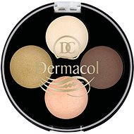 Dermacol Quattro Baked Eye Shadows No. 6 4× 0,5 g