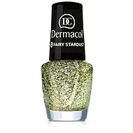 DERMACOL Nail Polish With Effect - Fairy Stardust 5 ml - Lak na nehty