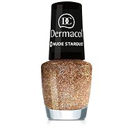 DERMACOL Nail Polish With Effect - Nude Stardust 5 ml