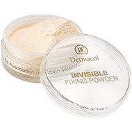 DERMACOL Fixing Powder - Natural 13,5 g - Pudr