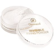 DERMACOL Invisible Fixing Powder - white 13,5 g - Pudr