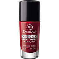 DERMACOL One Coat - Extreme Coverage Nail Polish 118 10 ml - Lak na nehty