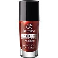 DERMACOL One Coat - Extreme Coverage Nail Polish 119 10 ml - Lak na nehty