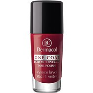 DERMACOL One Coat - Extreme Coverage Nail Polish 120 10 ml - Lak na nehty