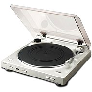 DENON DP-200USB Premium Silber - Gramofon