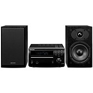 DENON RCD-M40 + SC-M39 speakers, black