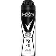 Rexona Men Invisible Schwarz Weiß 150 ml + - Männer Antiperspirant