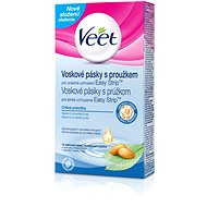 Veet Cold wax. underarms and bikini straps 16 pieces