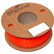3D Factories ABS PrintPlus Orange 1.75 mm 5 m