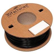 3D Factories PLA PrintPlus Čierna 1,75mm 5m