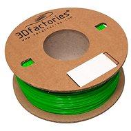 3D Factories PLA PrintPlus Zelená 1,75mm 5m