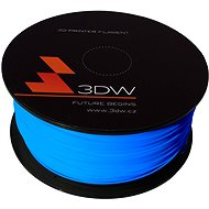 3D World PLA 1,75 mm 1 kg blau