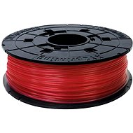 XYZprinting Junior PLA 1.75mm 600g clear red 200m - Tisková struna