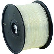 Gembird Filament ABS transparentní - Tisková struna