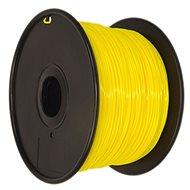 Gembird ABS Végtelen sárga - 3D nyomtató szál