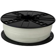 Gembird Filament PLA biela