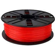 Gembird PLA Filament red