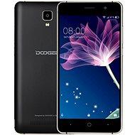 DOOGEE X10 Black - Mobilní telefon