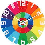 NEXTIME 8129 - Nástěnné hodiny