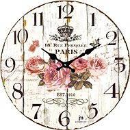 LOWELL 14852 - Nástěnné hodiny