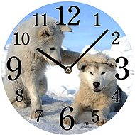 LOWELL 14866 - Nástěnné hodiny
