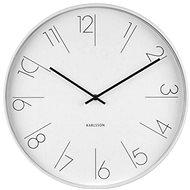 KARLSSON KA5607WH - Nástěnné hodiny