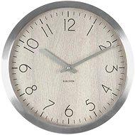 KARLSSON 5609WH - Nástěnné hodiny