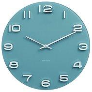 KARLSSON 5640BL - Nástěnné hodiny