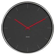 KARLSSON 5643GY - Nástěnné hodiny