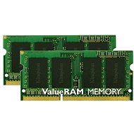 Kingston SO-DIMM 16 GB KIT DDR3 1333 MHz CL9