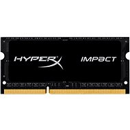 Kingston SO-DIMM 1.866 MHz HyperX 4 GB DDR3L Auswirkungen CL11 Black Series