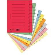 DONAU A4 color mix, package 100pcs